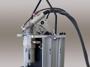 Blasting equipment Helix - Sandblaster